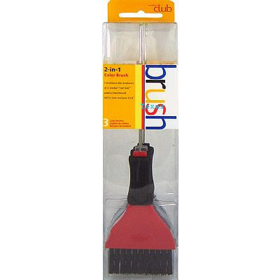 Product Club 2-in-1 Color Brush - 3ct assorted color