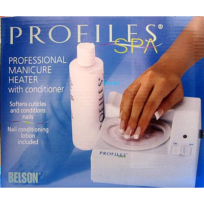 Profiles Professional Manicure Heater - Model 1138