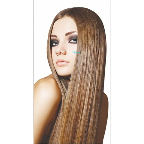 Urban Beauty CLIP ON 6pcs - 100% Human Hair Extensions - 18inch