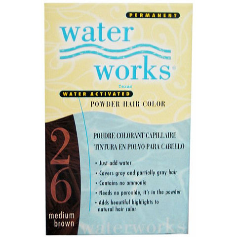 Water Works Hair Color - 6 Pack