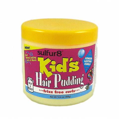 Sulfur8 KIDS Hair Pudding - 14.4oz jar (NO CA)