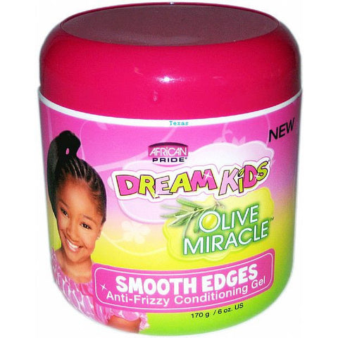 African Pride DREAM KIDS Smooth Edges - 6oz jar