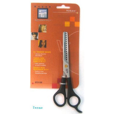 Yosan 6 1/2inch wide Thinning Shears - ST3136