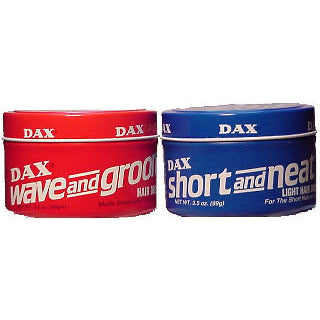 Dax Short and Neat / Wave and Groom Hair Dress - 3.5oz can