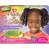 PCJ Pretty-N-Silky No-Lye Conditioning Creme Relaxer Kit - Child (NO CA)