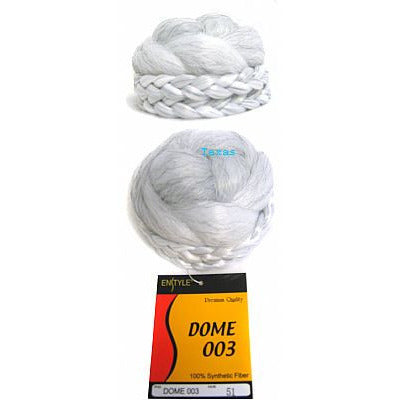 Enstyle DOME 003 Hair Accessory - 100% Synthetic Fiber