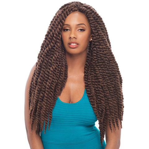 2x Havana Mambo Twist 24 inches by Janet Collection
