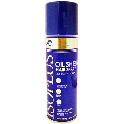 Isoplus OIL SHEEN  REGULAR - 11oz aerosal
