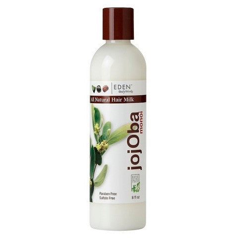 EDEN Body Works All Natural Jojoba Monoi Hair Milk - 8oz