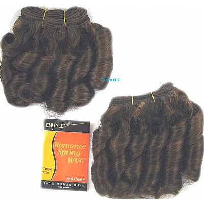 Enstyle H Romance SPRING 100% Human WEAVING hair - 8inch