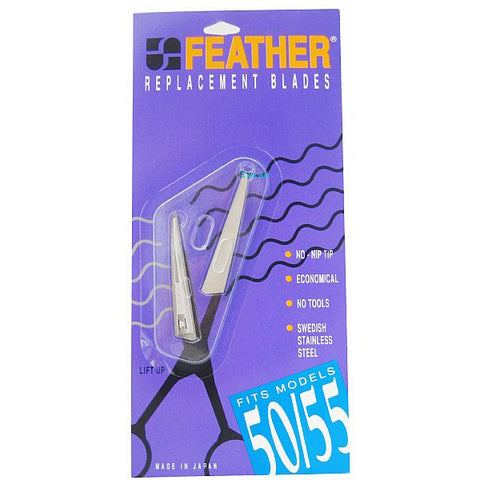 Jatai Feather Replacement Blades for Model 50 and 55