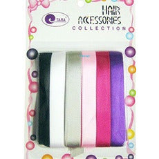 Hair Ribbon -  dark primary color hair ribbons - # 9 #
