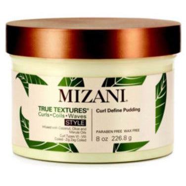 Mizani True Textures Curl Define Pudding - 8oz