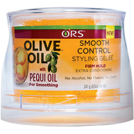 ORS Olive Oil Smooth control Styling Gelee with Pequi Oil - 8.5oz