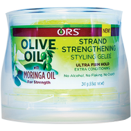 ORS Olive Oil Strand Strengthening Styling Gelee with Moringa Oil - 8.5oz