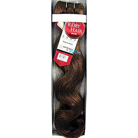 Milky Way Saga AKSENT BODY WAVE 16inch WEAVING Remi Hair