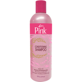 Pink Conditioning SHAMPOO - 20oz bottle (NO CA) - TexasBeautySupplies