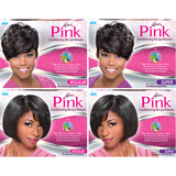 Pink Conditioning No-Lye Creme Relaxer Kit