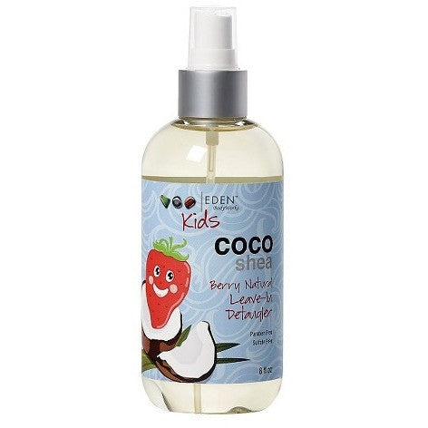 EDEN Body Works Kids Coco Shea Berry Leave-In Conditioner - 8oz