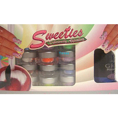 IBD Color Acrylic - Sweeties