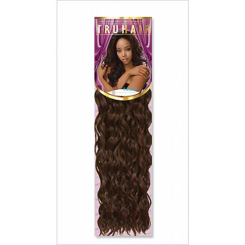 TruHair SPANISH WEAVING - 100% Premium Human Hair Blend - 12inch