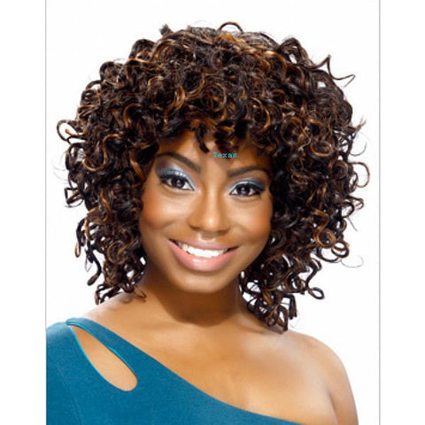 TruHair TINA CURL - 3pc Short Series - 100% Premium Human Hair Blend
