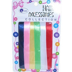 Hair Ribbon - 6 color pack # 08960 (#9)