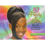 PCJ Pretty-N-Silky No-Lye Conditioning Creme Relaxer Kit - Child (NO CA) - TexasBeautySupplies