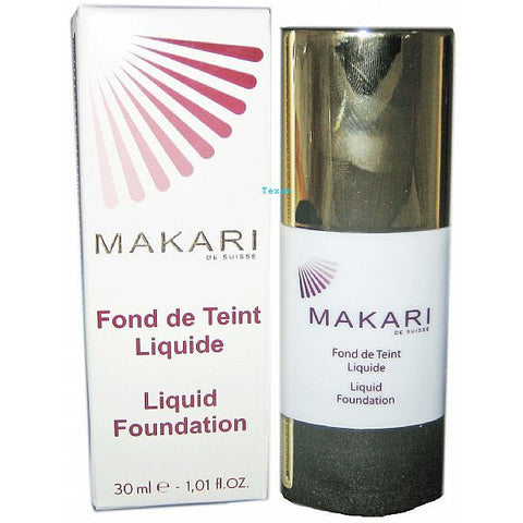 Makari Liquid Foundation 1 oz