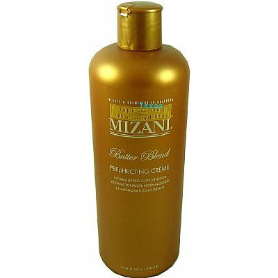 Mizani Butter Blend PERpHECTING CREME CONDITIONER- 33.8oz bottle