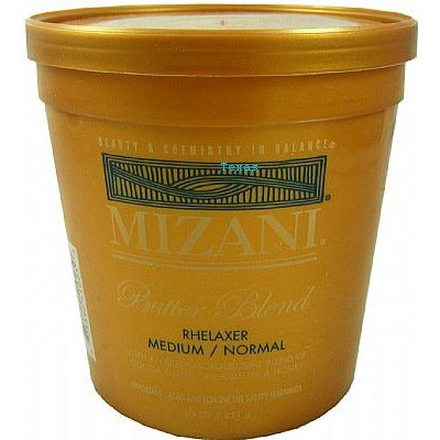 Mizani RHELAXER hair relaxer - 30oz tub