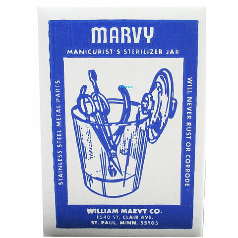 Marvy Manicurist Sterilizer Jar - Small Size #11
