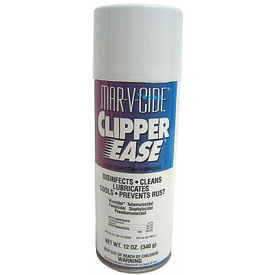 Mar-V-cide CLIPPER EASE Spray Disinfectant - 12oz aerosal