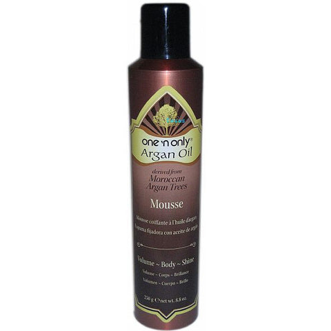 One n Only Argan Oil - Mousse - 8.8oz