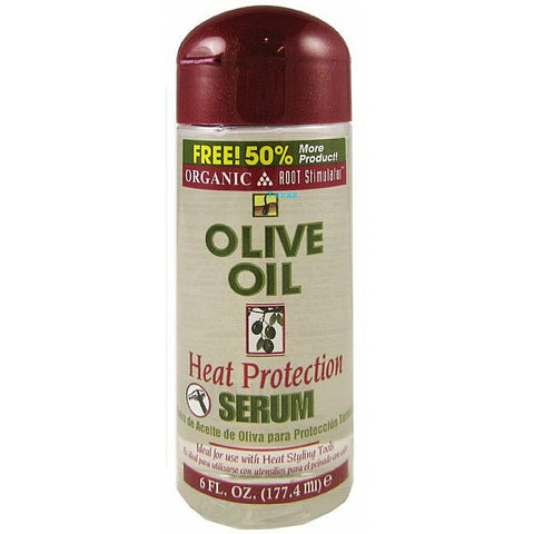 Organic Root Stimulator Heat Protection Serum - 6oz