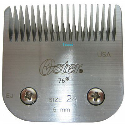 Oster Blade set for Classic 76 clippers - Size 2 - # 76918-126