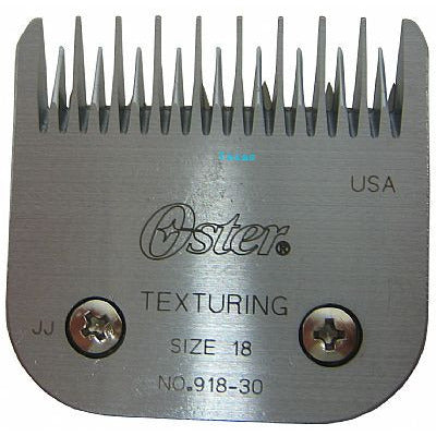 Oster Blade set for Classic 76 clippers - Texturing Blade - # 76918-306