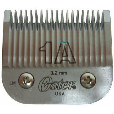 Oster Blade set for Classic 76 clippers - Size 1A - # 76918-076