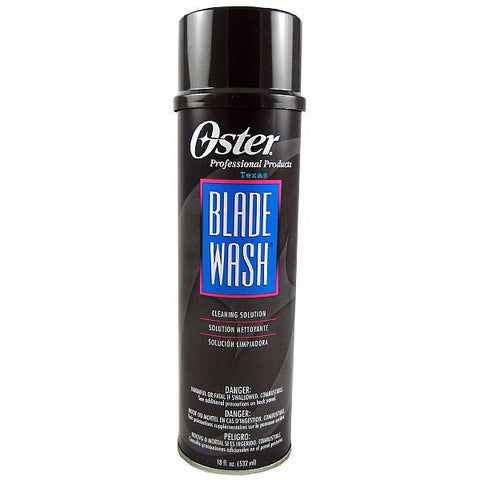 Oster Blade Wash Cleaning Solution - 18oz aerosal #40879
