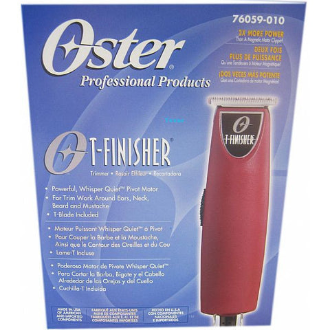 Oster T-Finisher Trimmer - # 76059-010
