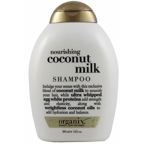 Organix Coconut Milk Shampoo - 13oz bottle