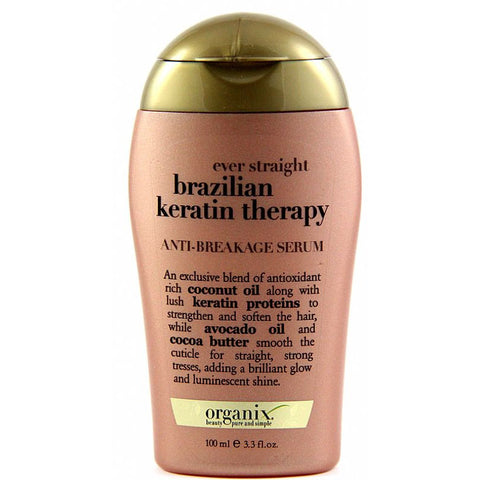 Organix Brazilian Keratin Therapy Anti Breakae Serum - 3.3oz