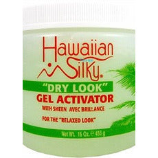 Hawaiian Silky DRY LOOK Gel Activator with Sheen