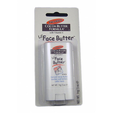 Palmers Cocoa Butter Lil Face Butter - 0.5oz stick