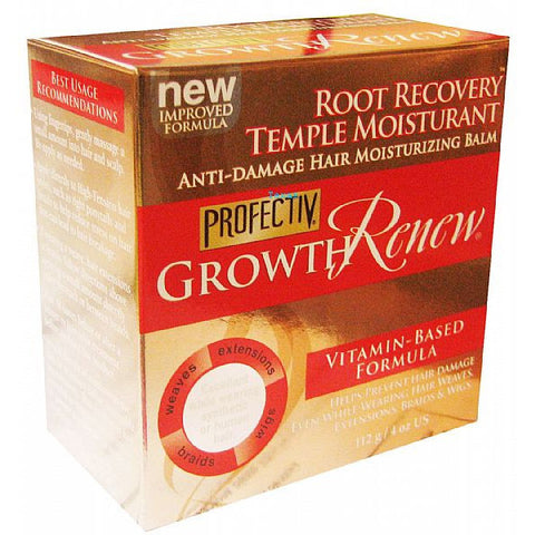 Profectiv GROWTH RENEW Root Recovery Temple Moisturant- 4oz