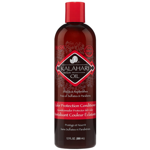 Hask Kalahari Melon Oil Color Protection Conditioner - 12oz