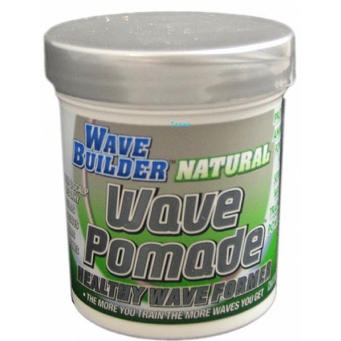 Spartan WaveBuilder Natural Wave Pomade Healthy Wave Former - 3oz