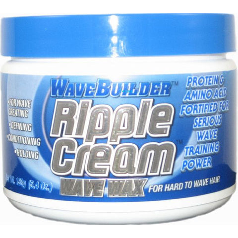 Spartan WaveBuilder RIPPLE CREAM - 5.4oz jar