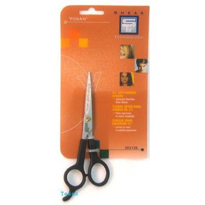 Yosan 5 1/2inch haircutting shears - LEFT HANDED - ST3135