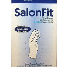Graham Salon Fit VINYL GLOVES - 25ct Box